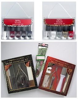 sally hansen holiday 2008 gift sets Sally Hansen Gift Sets for the Holidays