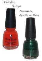 fanatic favorites my bright shimmer Fanatic Favorites 2008   My Picks
