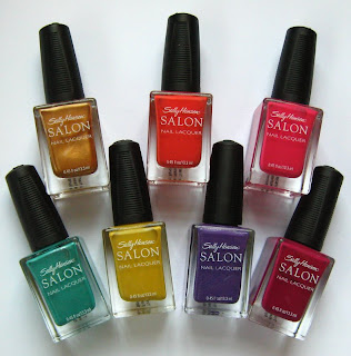 sally hansen tracy reese salon nail polish spring 2009 Tracy Reese for Sally Hansen Spring 2009