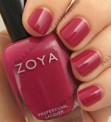 zoya moxie, zoya, twist, spring 2009, nail color, nail colour, nail polish, nail lacquer