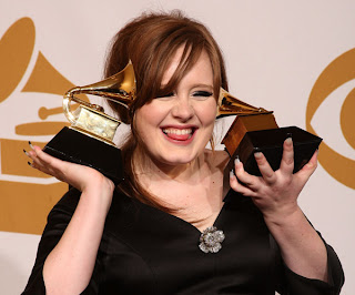 51st Annual Grammy Awards, nail polish, nail trends, Adele