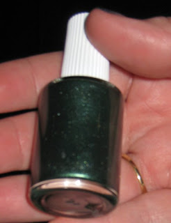 butter london british racing green vena cava ALU at NYFW   Backstage at Vena Cava