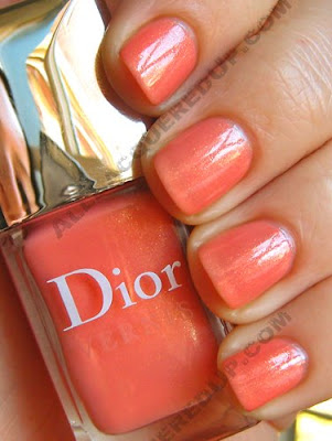 dior sweet orange cristal summer 2009 wm Dior Cristal Collection   Sweet Orange