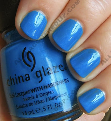 china glaze sky high top kicks summer 2009 China Glaze Kicks Collection   Part 1