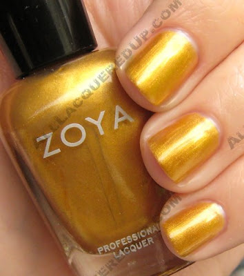 zoya goldie ooh la la summer 2009 Zoya Ooh La La for Summer 2009
