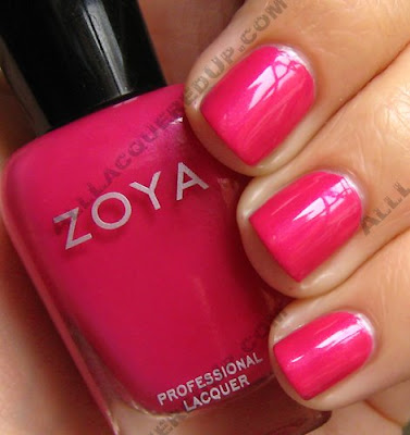 zoya katy ooh la la summer 2009 Zoya Ooh La La for Summer 2009