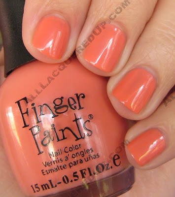 finger paints ripe peach Finger Paints Sunburst Summer