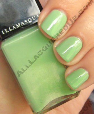 illamasqua milf nail varnish More Illamasqua Fun with Fern, Milf and Rampage
