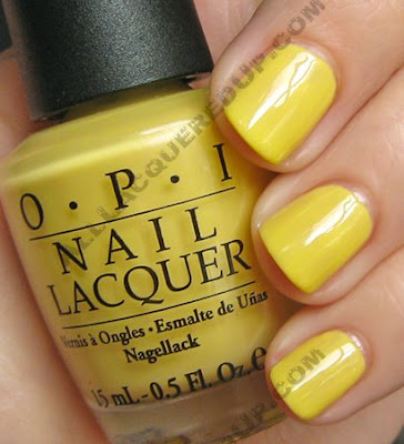 opi banana bandanna sunbelievable OPI SUNBelievable Collection