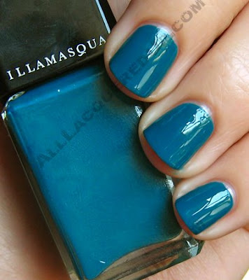 illamasqua muse nail varnish Illamasqua Sirens Collection   Muse Nail Varnish