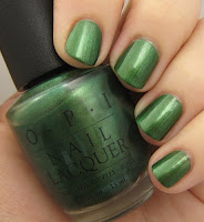 opi rainforest rain forest Fanatic Feedback   How Old Is Your Polish?