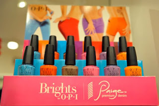opi bright pair paige demin display OPI Bright Pair with Paige Premium Demin