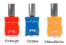 pop beauty nail glam orange ocean mandarin Pop Beauty Nail Glam News