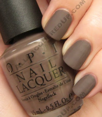 opi you dont know jacques matte nail polish OPI Matte Collection Review, Swatches & Comparisons