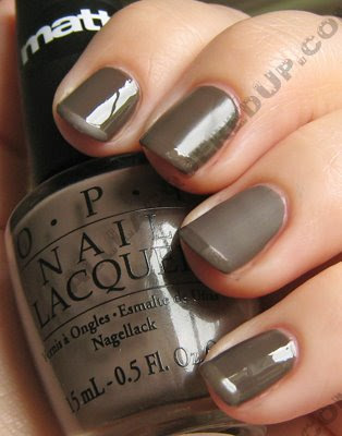 opi you dont know jacques matte glossy nail art ydkj wm OPI You Dont Know Jacques Matte & Glossy Nail Art