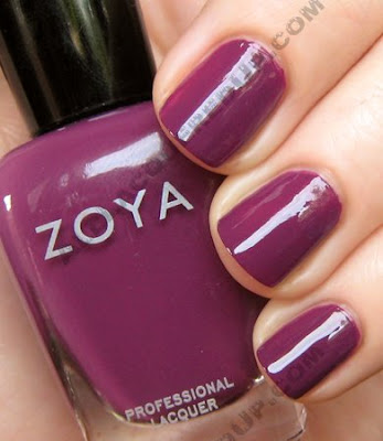 zoya demi truth dare fall 2009 nail polish Zoya Dare Collection Review and Swatches