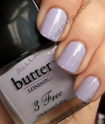 butter london muggins 3free 3 free nail polish Butter London Fashionistas Favourites