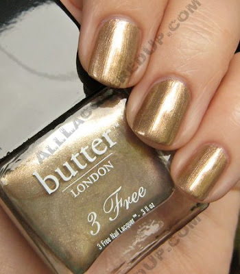 butter london the old bill 3free 3 free nail polish Butter London Fashionistas Favourites