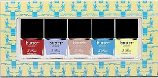 butter london fashionista favourites spring 2009 Butter London Fashionistas Favourites