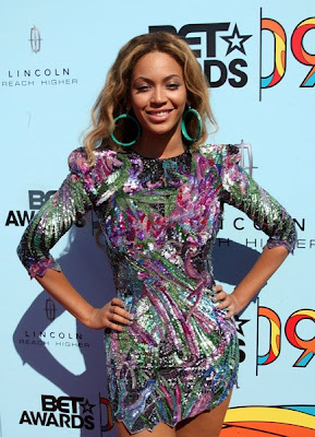 beyonce bet awards Celebrity Nail Watch   BET Awards