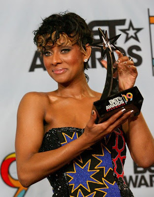 keri hilson bet awards Celebrity Nail Watch   BET Awards