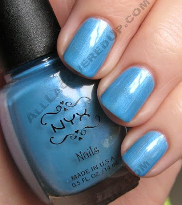 nyx thunder nail polish The ALU Archives   NYX Thunder