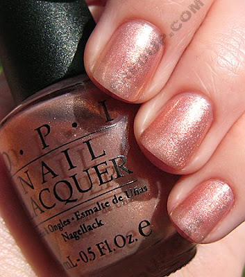opi cozu melted in the sun nail polish mexico The ALU Archives   OPI Cozu Melted In The Sun