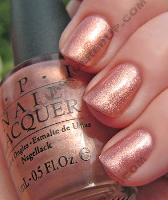 opi cozumelted in the sun nail polish The ALU Archives   OPI Cozu Melted In The Sun
