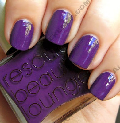 rescue beauty lounge mismas rbl nail polish Introducing Rescue Beauty Lounge Mismas