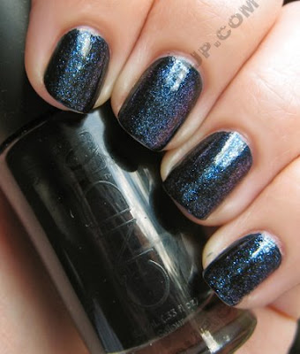 cnd sapphire sparkle inkwell colour CND Colour, Effects and Henna?