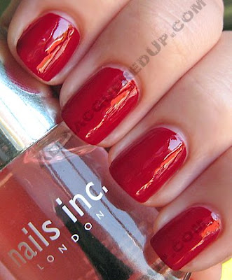 nails inc tate kensington caviar 45 second top coat 1 Nails Inc Kensington Caviar 45 Second Top Coat Review