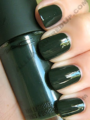 mac beyond jealous jin soon choi nail trend fw09 Jin Soon for MAC Nail Trend FW09