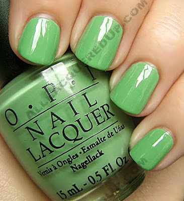 opi damone roberts 1968 mint green nail polish OPI Damone Roberts 1968   Get This NOW!