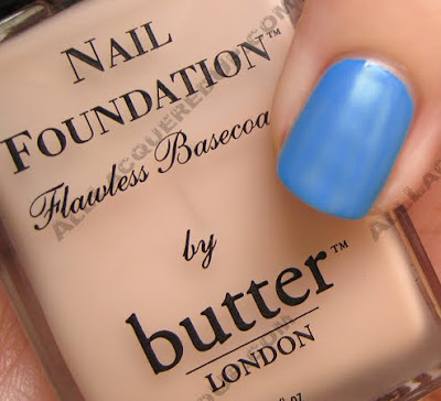 butter london nail foundation matte base coat opi Matte Top Coats   Lets Compare