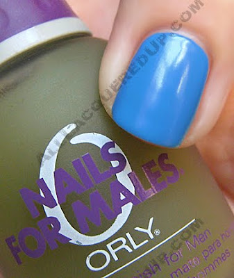 orly nails for males matte top coat opi no room blues Matte Top Coats   Lets Compare