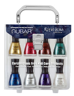nubar royal gems collection bottles fall 2009 Nubar Royal Gems Collection   Coming Soon