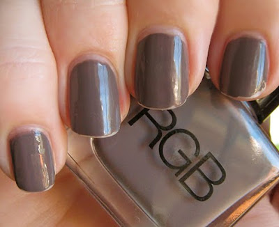 rgb cosmetics nail polish wear test RGB Cosmetics Pre Fall 09 Swatches and Review
