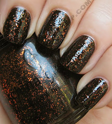 china glaze fortune teller fall 2009 wm China Glaze Fortune Teller Nail Polish Swatches & Review