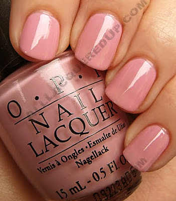 opi pink of hearts 3 bca breast cancer awareness Think Pink   OPI Pink of Hearts 2009