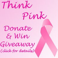 think pink donate win sidebar button Last Call for the Think Pink   Donate & Win Giveaway