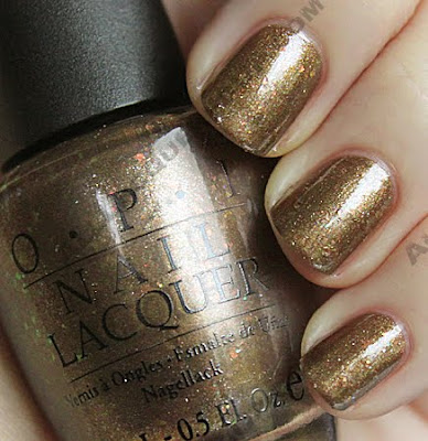 opi shim merry chic holiday wishes 2009 nail polish OPI Holiday Wishes Collection Swatches & Review