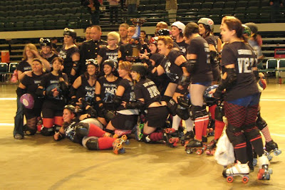 burning river roller girls black team This Week in ALU Pol history 11 8 09