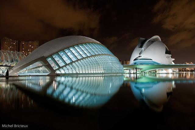 Museo de las Ciencias Príncipe Felipe, Santiago Calatrava - Valencia