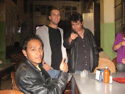 Jorge, Will, Jonatan
