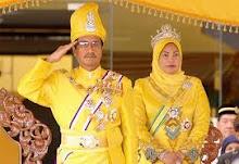 Sultan dan Sultanah Terengganu