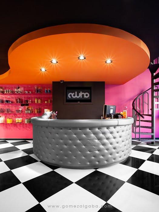 Rosa calvo dise adora de interiores peluquer as aduho - Interiores de peluquerias ...
