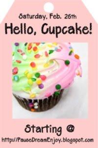 Hello, Cupcake! Blog Hop Starts HERE