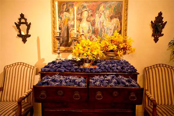 decoracao para casamento azul marinho e amarelo : decoracao para casamento azul marinho e amarelo:Spazio di Fatto: Inspiração na cor amarela