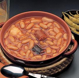 Cocinando que es gerundio fabada asturiana for Como cocinar fabada asturiana