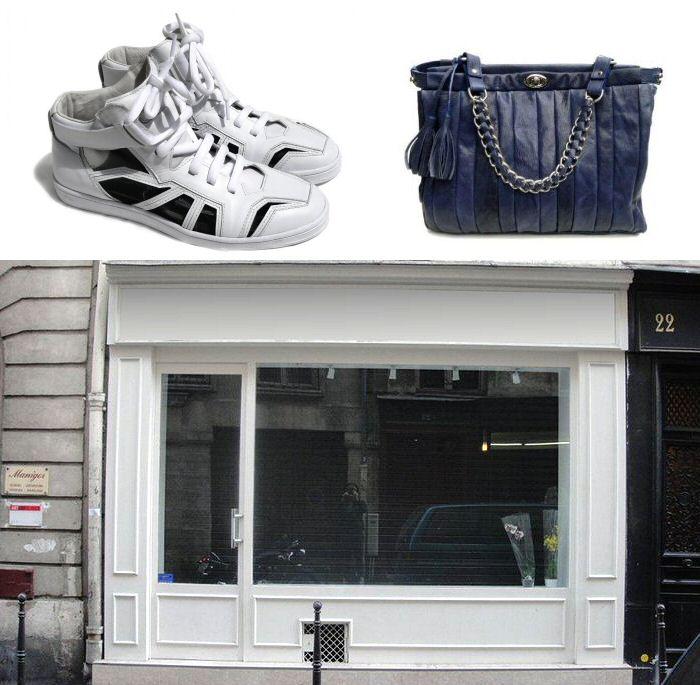 Premiere Boutique Florian Denicourt, 24 rue Charlot